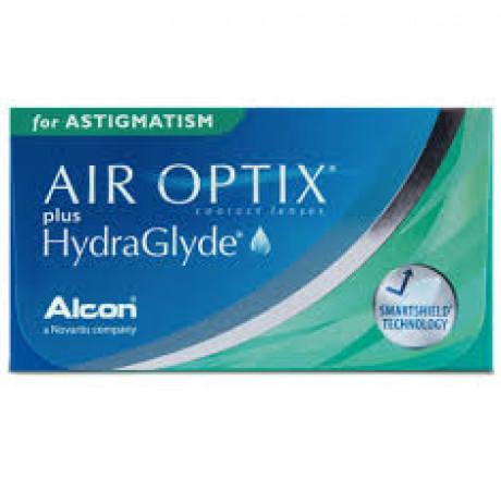 Air Optix Hydraglyde for astigmatism (6) lentes de contacto del fabricante Alcon / Cibavision en categoria Optica Iberica