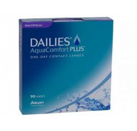Dailies AquaComfort Plus Multifocal (90) lentes de contacto del fabricante Alcon / Cibavision en categoria Optica Iberica