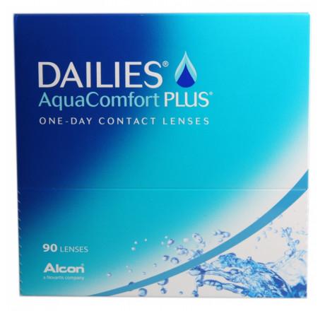 Dailies AquaComfort Plus (90) lentes de contacto del fabricante Alcon / Cibavision en categoria Optica Iberica
