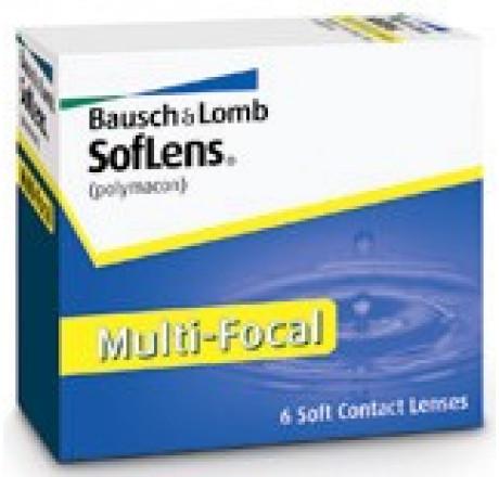 Soflens Multi-Focal  (6) del fabricante Bausch & Lomb