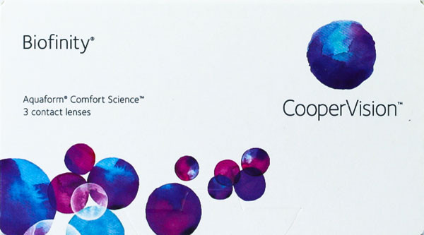 710300a202 Biofinity (3) lentes de contacto del fabricante CooperVision en categoria  Optica Iberica ...