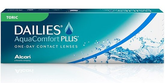 Dailies Aquacomfort Plus Toric (30) lentes de contacto del fabricante Alcon    Cibavision en e69a927de2