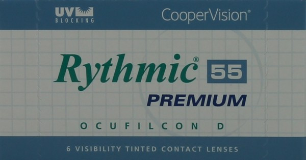 1da18c9570 Rythmic 55 Premium UV (6) lentes de contacto del fabricante CooperVision en  categoria Optica