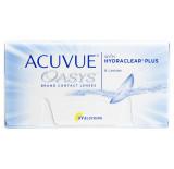 Acuvue Oasys (6) lentes de contacto