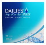 Dailies AquaComfort Plus (90) del fabricante Alcon / Cibavision en categoria Optica Iberica