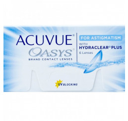 Acuvue Oasys for Astigmatism (6) del fabricante Johnson & Johnson en categoria Acuvue