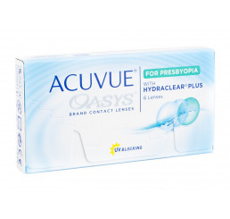 Acuvue Oasys for Presbyopia  del fabricante Johnson & Johnson en categoria Acuvue