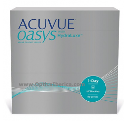 Acuvue Oasys 1-Day (90) del fabricante Johnson & Johnson en categoria Acuvue