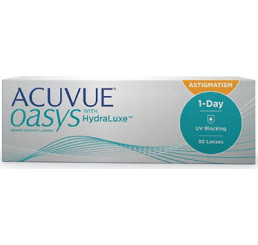 Acuvue Oasys 1-Day for Astigmatism (30)  del fabricante Johnson & Johnson en categoria Acuvue