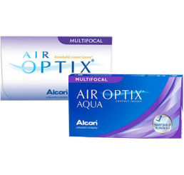 Air Optix Aqua Multifocal (6) del fabricante Alcon / Cibavision en categoria Air Optix