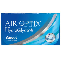 Air Optix plus HydraGlyde (3) del fabricante Alcon / Cibavision