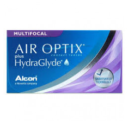 Air Optix Plus HydraGlyde Multifocal (3) del fabricante Alcon / Cibavision en categoria Air Optix