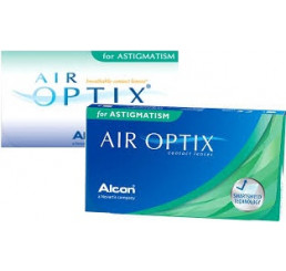 Air Optix for Astigmatism (6) del fabricante Alcon / Cibavision en categoria Air Optix