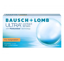 Bausch+Lomb ULTRA for Astigmatism 3-pack