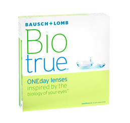 Biotrue ONEday (90) del fabricante Bausch & Lomb en categoria Optica Iberica