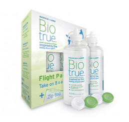 Biotrue Flight Pack - 2 x 60ml. del fabricante Bausch & Lomb en categoria Optica Iberica