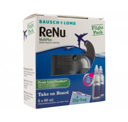 ReNu MultiPlus Flight Pack 2x60 ml del fabricante Bausch+Lomb