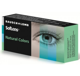 Soflens Natural Colors  del fabricante Bausch+Lomb